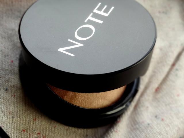 Note Cosmetics Terracota Blusher in Sugar Sense