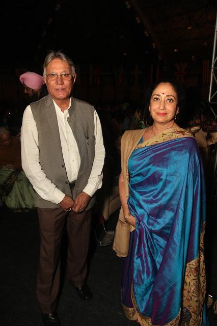 Naresh kapuria & Sharon Lowen -