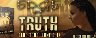 Xpresso Presents Edge of Truth by Natasha Hanova Blog Tour Stop