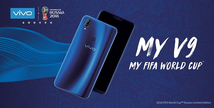 2018 FIFA World Cup Russia™ V9 Blue limited edition
