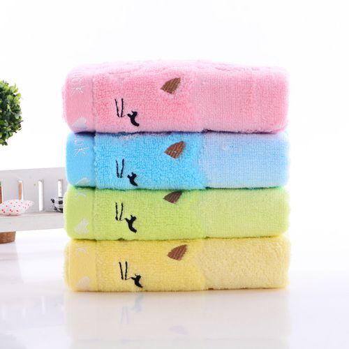 Bathing Shower Towel Living Cute Cat Child Towel