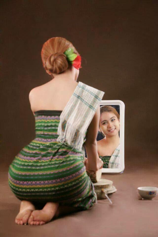 Shwe Zin Myanmar Model Hot Girl