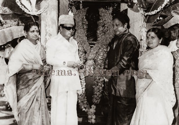 My Dreams...: 'Vathiyar' MGR Unseen Pictures