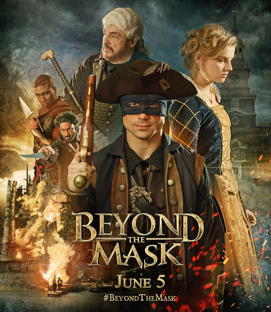 Beyond the Mask (2015) ταινιες online seires xrysoi greek subs