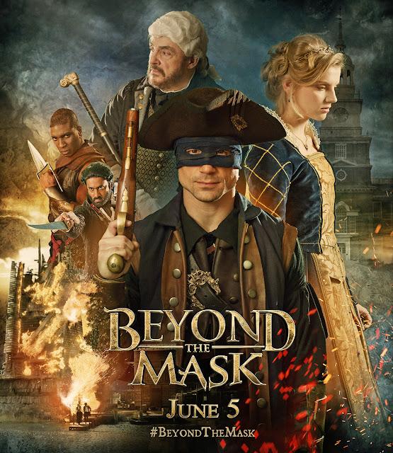 Beyond the Mask (2015) ταινιες online seires oipeirates greek subs