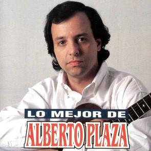 Foto de Alberto Plaza con más cabello