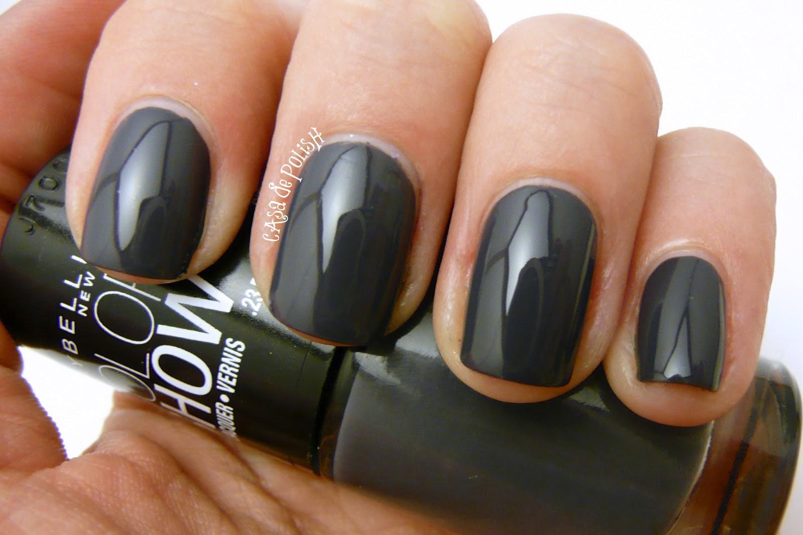 Casa de Polish: Nail Art Nail-Off: Matte Nails
