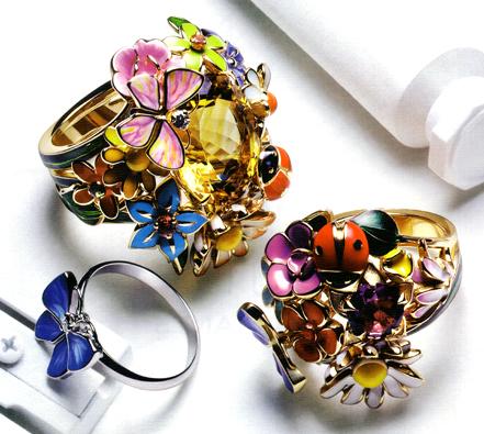 Celebrities And Jewelry Dior Jewelry Designer Victoire De