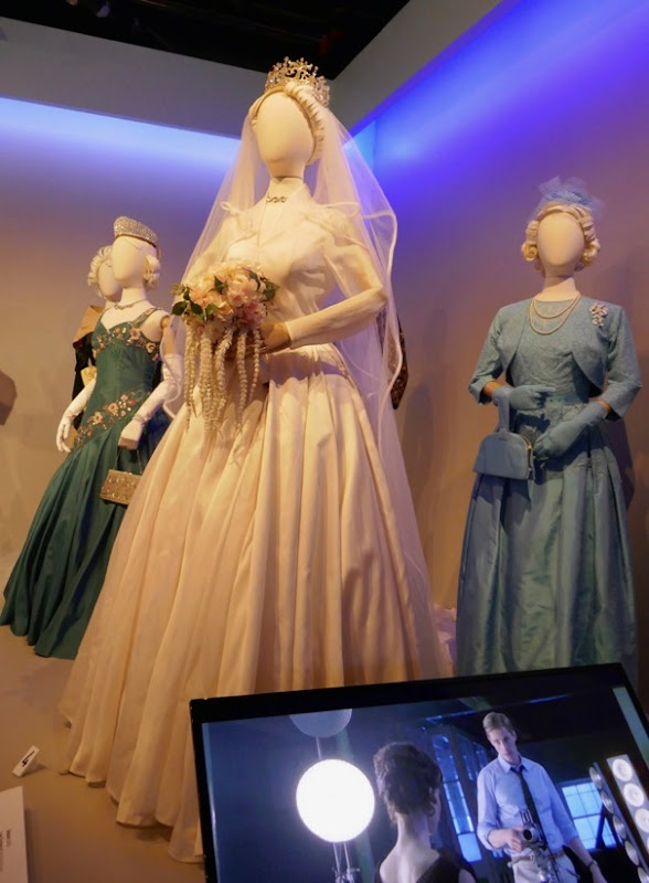Princess Margaret Crown wedding gown