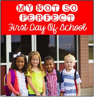 first day photos, back to school