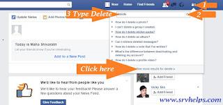Top tarika facebook account delete karne ka hindi main