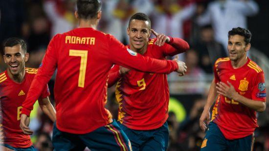 Spain Rodrigo
