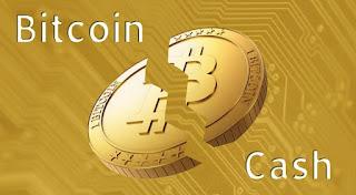 Bitcoin Cash:объемы торгов на 20 % больше, чем у биткойна