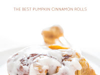 The Best Pumpkin Cinnámon Rolls