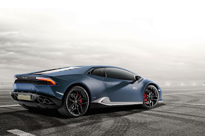 Lamborghini Huracan Avio special edition HD Wallpaper