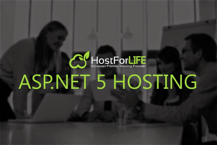 HostForLIFE.eu eCommerce Hosting Launches ASP.NET 5 Support