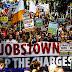 Δράση αλληλεγγύης στους διωκόμενους του Jobstown της Ιρλανδίας! Πεμ. 23/3, 7μμ, πλ. Αριστοτέλους