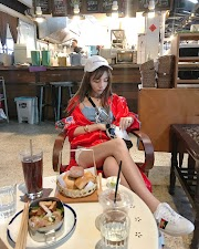 Food&Babe: Bagel at this Taiwan cafe is delicious [3pics]
