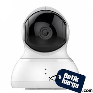 Xiaomi Yi Dome Home Camera CCTV International Version - Putih