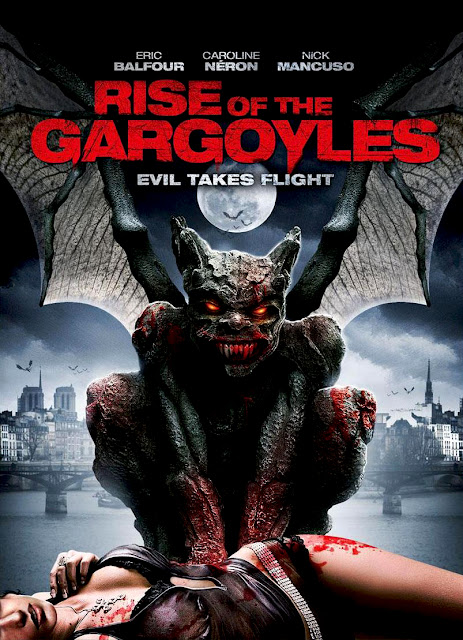 Rise of the Gargoyles (2009) ταινιες online seires oipeirates greek subs