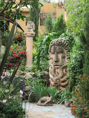 Esculturas de Cantera hermosa decoración para decorar Jardines