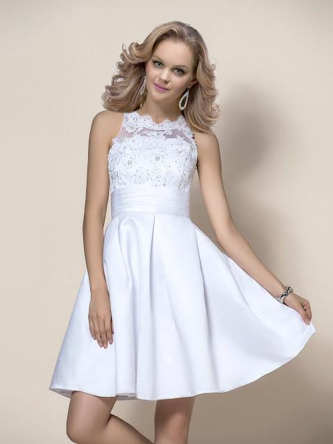 vestido de noiva para civil
