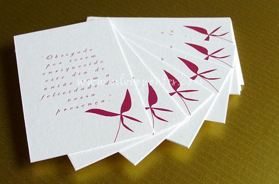 Cartões De Casamento: Ops, Casei!: Cartões De Agradecimento