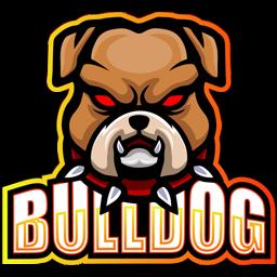 logo anjing pitbull