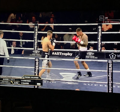 Darren Surtees KOs Kane Baker In Round 2