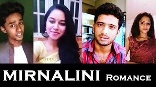 Latest Mirnalini Dubsmash – Tamil Dubsmash