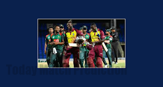 Today 3rd ODI Match Prediction West Indies vs Bangladesh