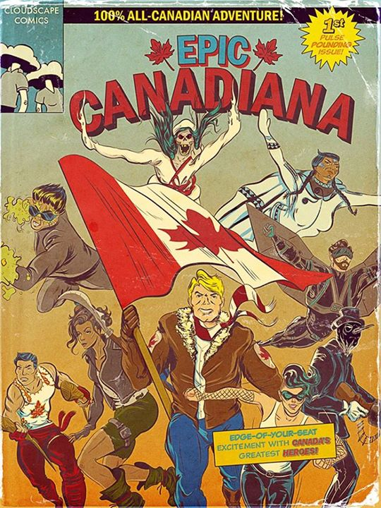 Epic Canadiana, vol. 1