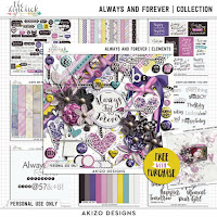 Kit : Always And Forever by Akizo Designs