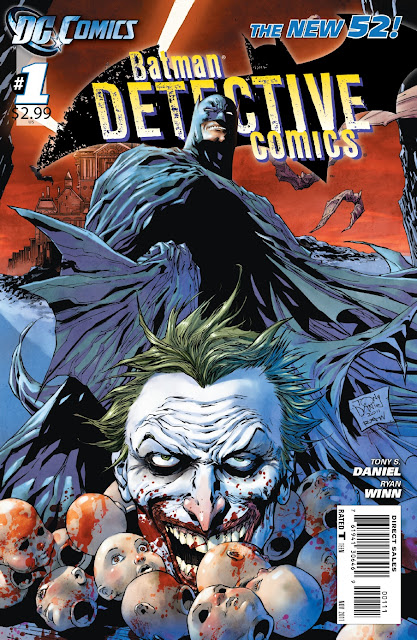 Detective Comics Vol.2 Descarga Español Mega