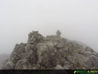 Cima del Valdominguero, en Picos de Europa