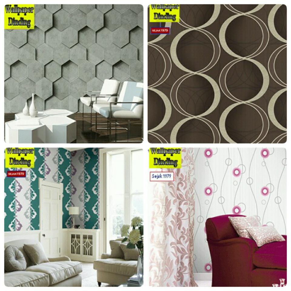Toko Wallpaper Di Bekasi Luxury Wall Aneka Motif Wallpaper Dinding