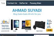 Download Template Blog Responsif Masyadi