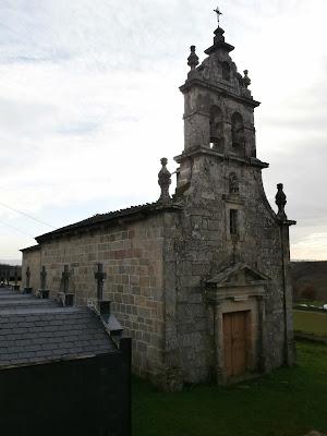 1000 Lugares en Galicia: Camino de Santiago. De Sarria a Paradela ...