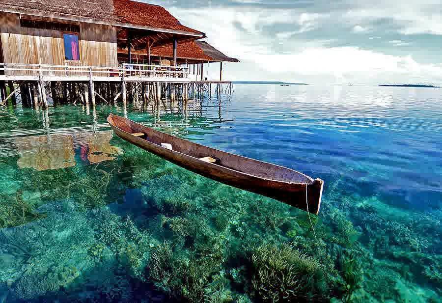 7 Surga Tersembunyi Di Indonesia Yang Belum Banyak ...