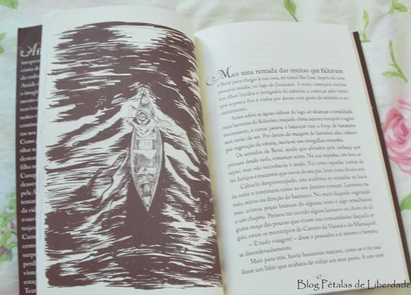 Resenha, livro, Quando a selva sussurra, contos amazônicos, editora Selo Lendari, ilustração