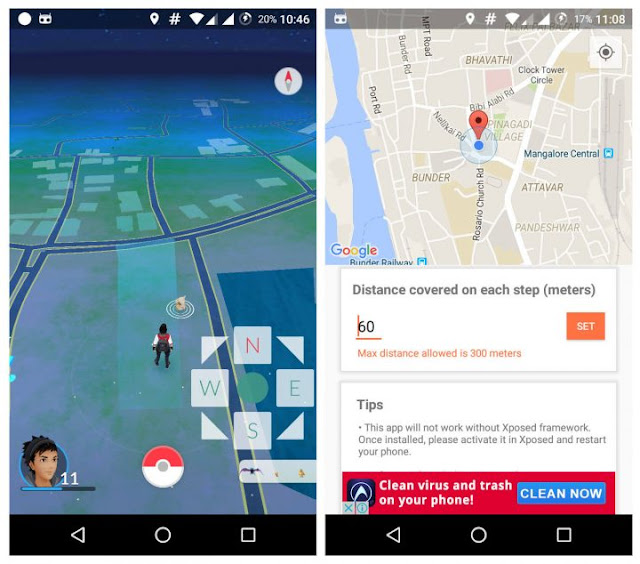 pokemon go game for android