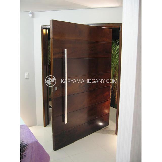 Model Pintu Rumah Unik Modern
