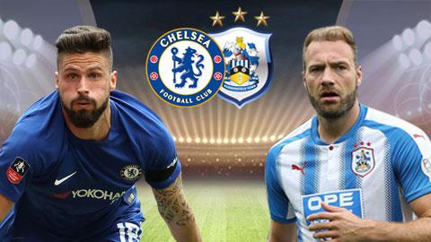 موعد مباراة تشيلسي وهيديرسفيلد تاون اليوم 11/8 في الدوري الإنجليزي والقنوات الناقلة للمباراة مجاناً