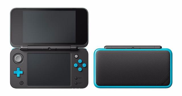Nintendo anuncia NEW Nintendo 2DS XL por sorpresa