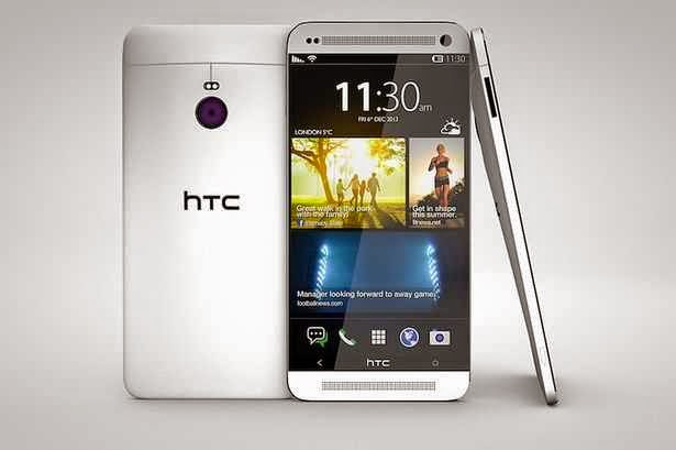 "HTC One M8 dinobatkan sebagai ""Phone of the Year"""