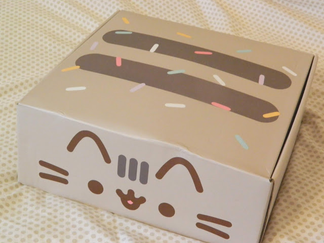 A photo of the Pusheen Subscription Box, Summer 2018 edition