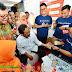 Gubernur H Nurdin Basirun Racik Obat yang Terjangkau Rakyat