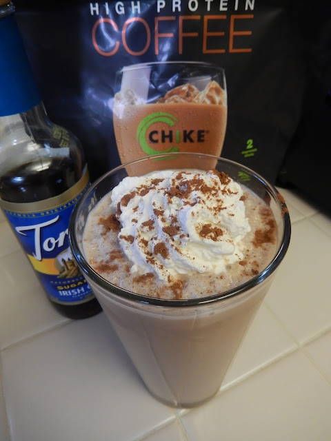Chike Coffee Protein Frappe Starbucks Knockoff Hack