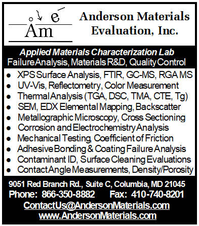 Anderson Materials Evaluation, Inc.