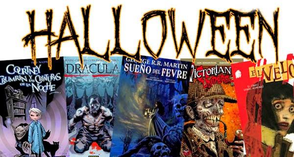 Cómics para Halloween